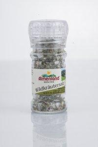 Wildkräutersalz in der Mühle 60 g