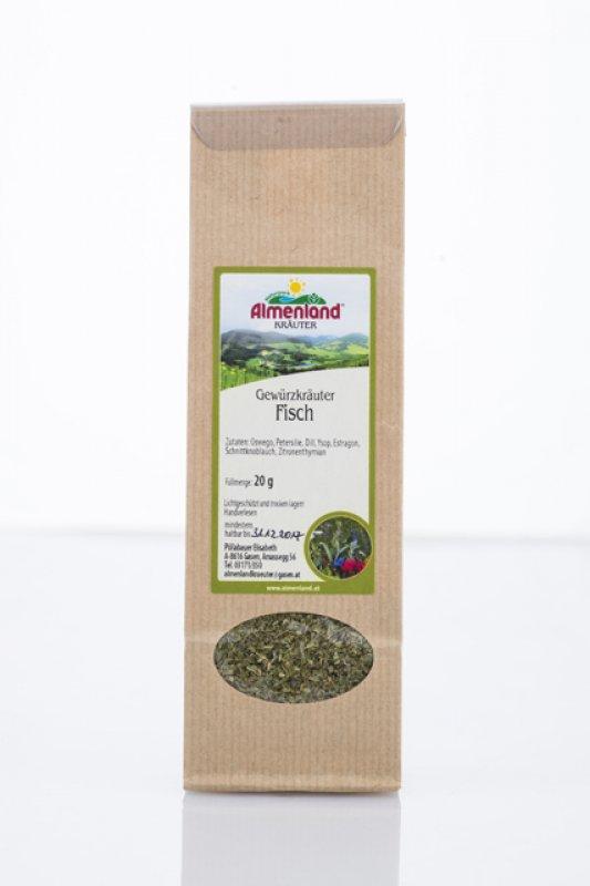 Fisch 20 g - Für alle Fischgerichte und Fischaufstriche ...