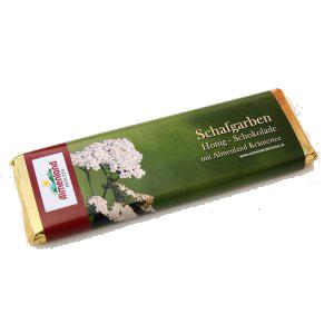 Schafgarbe-Kräuter-Honig Schokolade 80 g