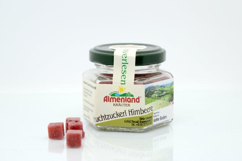 Almenland Zuckerl Himbeere 60 g